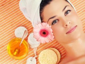 skincare honey